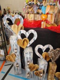Hobby-, Künstler- und Ideenmarkt in Bindlach am 12. März 2017