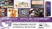 GOLDRAUSCH Upcycling Designmarkt