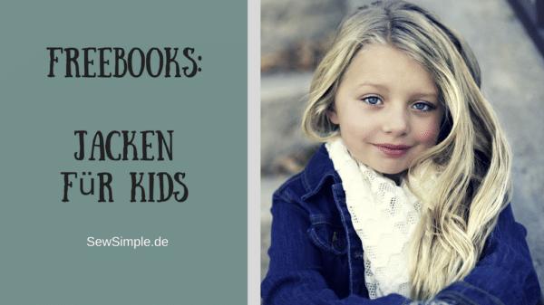 Freebooks: Jacken für Kids