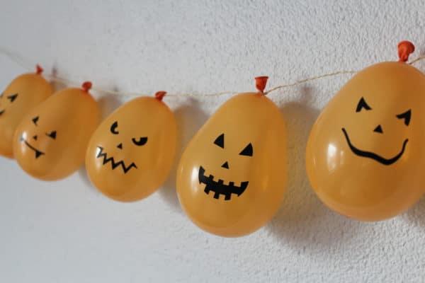 Halloween-Girlande