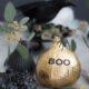 DIY Halloween Deko: Pechkekse