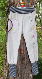 Kinderhose aus Herrenhemd