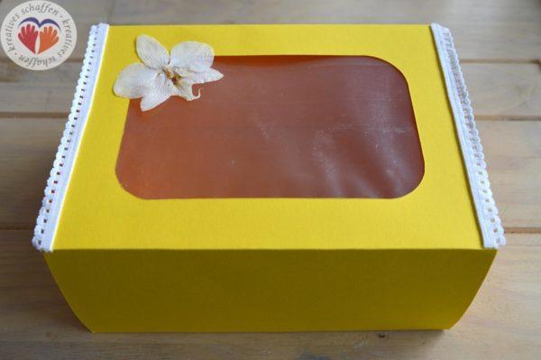 Deine selbstgemachte Guckloch-Schachtel