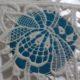 DIY Kette aus FIMO mit Spitzenmotiv