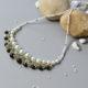 Pandahall Anleitung auf wie man handgemachte Perlen Halsketten fertigt.