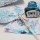 Pinspiration: Papier marmorieren