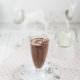Chocoaholic Almond Shake