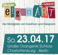 Deine eigenART Berlin am 23.04.2017