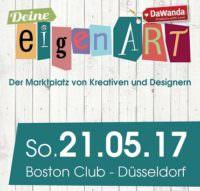Deine eigenART Düsseldorf am 21.05.2017