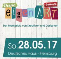 Deine eigenART Flensburg am 28.05.2017