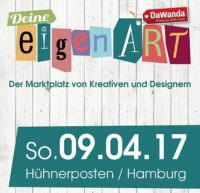 Deine eigenART Hamburg am 09.04.2017
