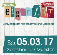 Deine eigenART Münster am 05.03.2017
