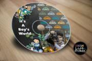 Digital Scrapbooking It's A Boys World DVD