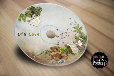 Digital Scrapbooking: It's Love DVD