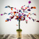 DIY Filz-Baum 🍂 Herbst-Deko 🍂