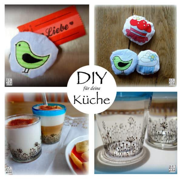 Deko-DIY Ideen für deine Küche