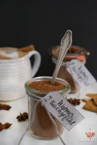 Kakao-Gewürzmischung für (vegane) Trinkschokolade | Mohntage