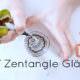 DIY Video: Zentangle auf Glas zeichnen | Mohntage