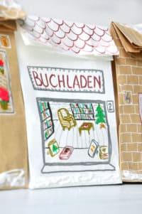 Häuser Adventskalender