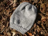 Eine Mütze für den Herbst