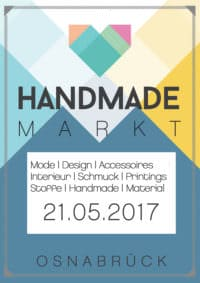 Handmade-Markt Osnabrück # Design & Style Markt 21.05.2017