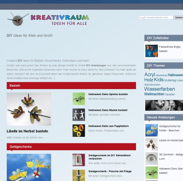 DIY Ideen für Klein und Groß! | kreativraum24