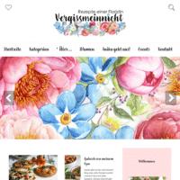 Vergissmein-nicht Rezepte einer Floristin