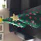 3 D - Weihnachtsbaum - ADVENTSKALENDER aus Filz