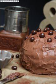 Mokka-Schokoladen-Torte