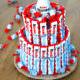 Kinder-Schoko(riegel)-Torte