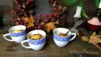 Apfelstrudel aus der Tasse – Rezept – Ein leckeres Dessert