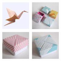 Origamiworkshop für Klein und Groß