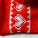 Nikolausstiefel stricken