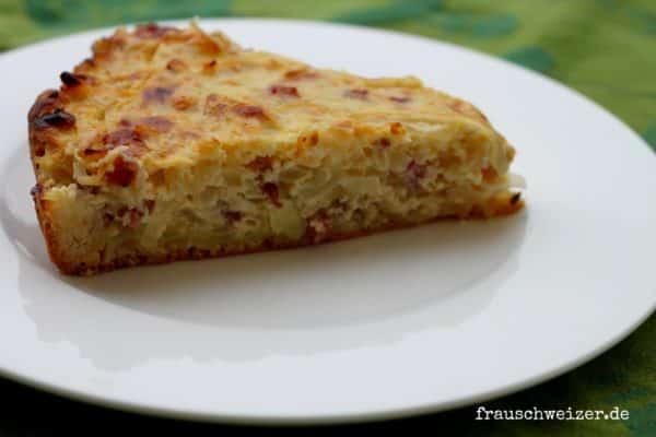 Rezept: Fränkischer Zwiebelkuchen