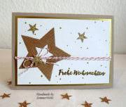 Sternengruß zu Weihnachten