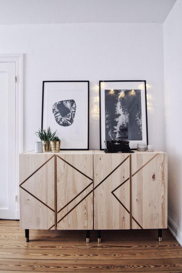 Super Easy: Ikea Ivar Hack