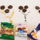 Vegane Schoko-Haferkekse in drei Varianten
