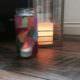 DIY Basteln mit Kindern: Windlichter