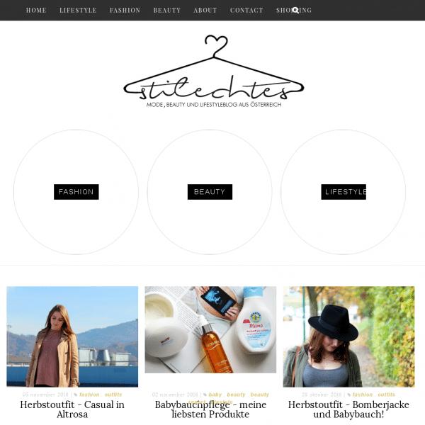 Stilechtes - Österreichischer Lifestyleblog