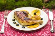 Coq à l' Orange für ein vorweihnachtliches Dinner mit lieben Gästen ? [Birgit D]