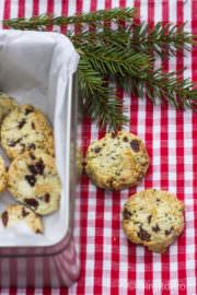 Cranberry-Cookies mit Cashews, weißer Schokolade & Chia-Samen – schnell gemacht und soooo lecker ? [Birgit D]