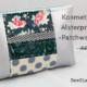 Anleitung: Kosmetiktasche im Patchwork-Look nähen