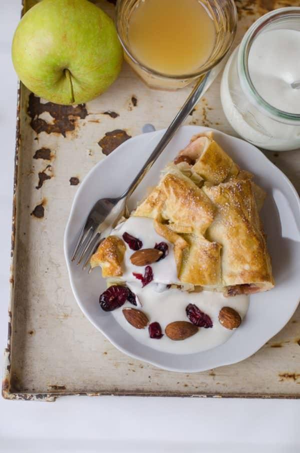 Apfel-Zimt-Swirl von den [Foodistas]