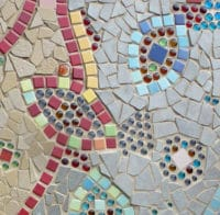 Mosaik gestalten - Wochenendkurs in Goslar