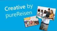 Nähreisen mit Creative by pureReisen