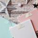 Aufhängung für Papierbilderrahmen einfach selbstgemacht