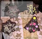 Weihnachtliche Cakepops