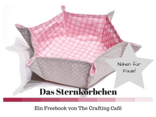 Freebook: Das Sternkörbchen