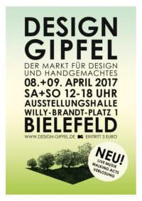 Design Gipfel-Der Markt für Design und Handgemachtes in Bielefeld