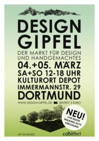 Design Gipfel-Der Markt für Design und Handgemachtes in Dortmund